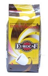 eurocaf espresso italiano szemes kávé csomagolás