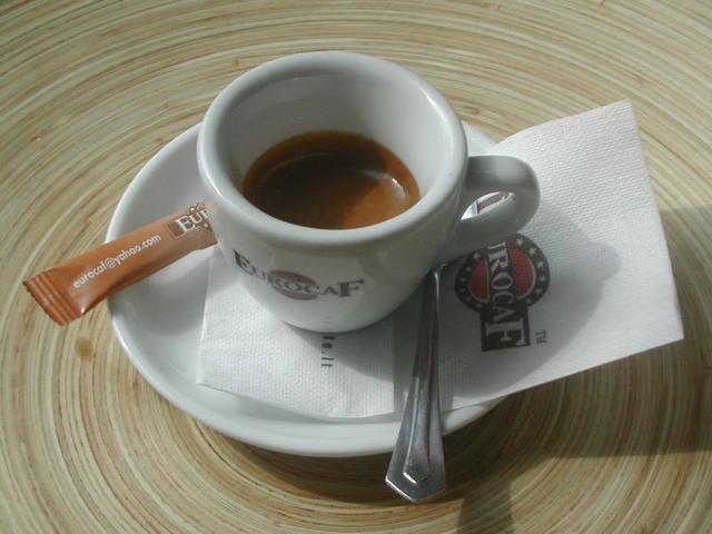 eurocaf espresso italiano szemes kávé eszpresszó