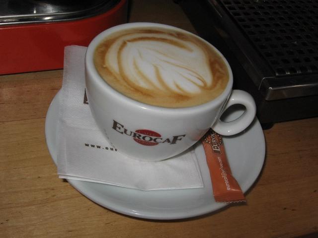 eurocaf espresso italiano szemes kávé kapucsínó