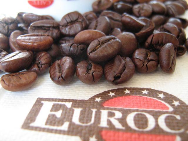 eurocaf espresso italiano szemes kávé kávébabok