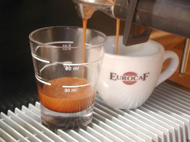 eurocaf s. bar szemeskávé teszt solis