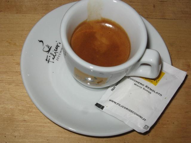 Filicori Zecchini Gran Crema Delicato szemeskávé krém