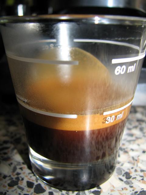 goldschmidt bio cappuccino shot