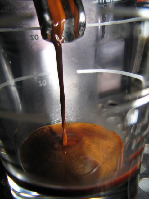 goldschmidt bio cappuccino shot csapolás