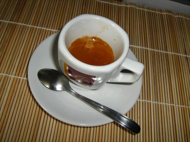 goldschmidt bio espresso kávéteszt eszpresszó