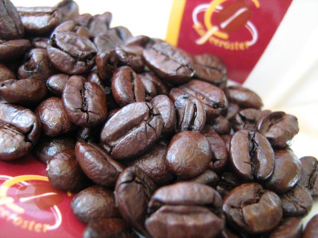 goldschmidt bio espresso kávéteszt kávébabok