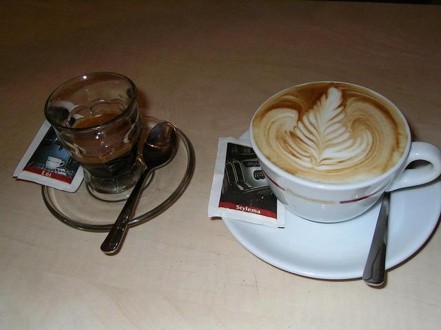 kapucziner kávémanufaktúra espresso italiano kapucsínó