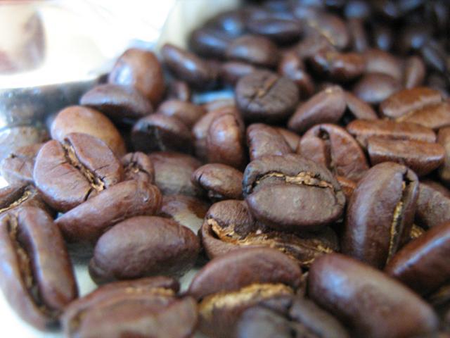 kapuczíner velencei kávé szemes kávé teszt kávébabok
