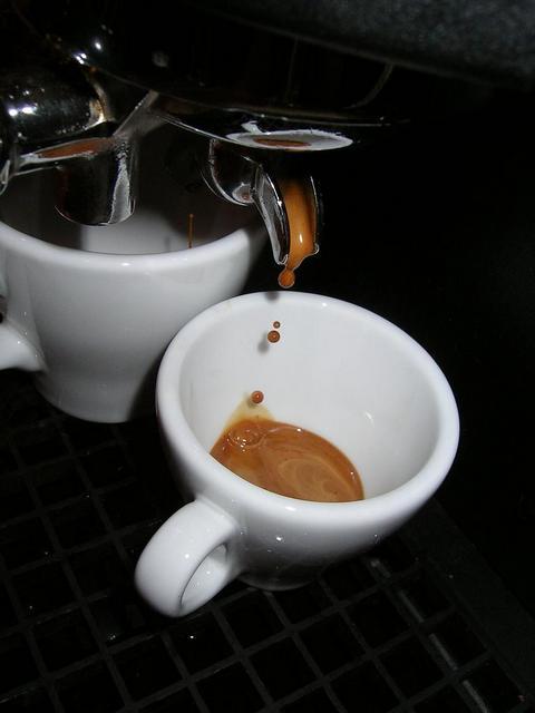 lamigi arany szemes kávé teszt csapolás
