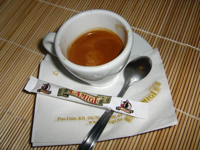 lamigi arany szemes kávé teszt eszpresszó