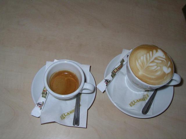 lamigi arany szemes kávé teszt kapucsínó