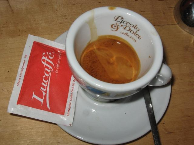 lucaffe mr. exclusive szemeskávé krém