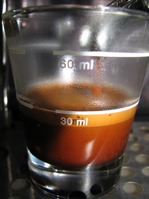 musetti grand cru kávé shot