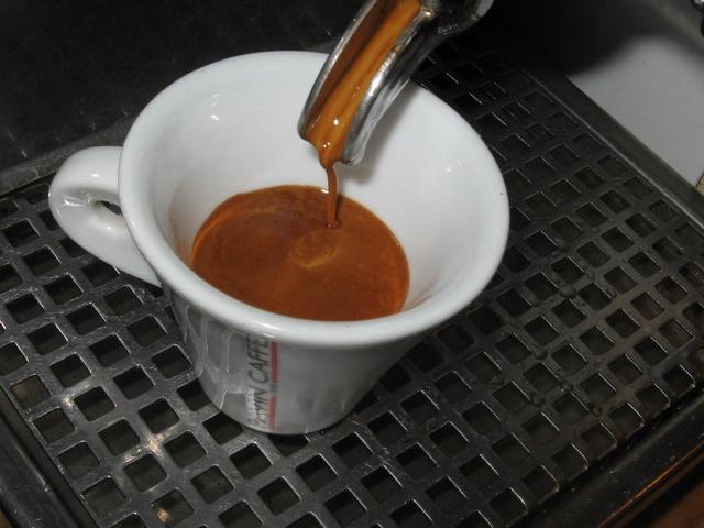 pavin full cream szemes kávé csapolás