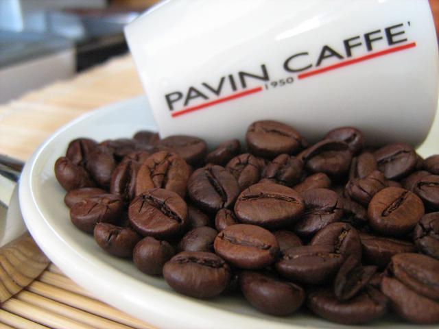 pavin full cream szemes kávé kávébabok