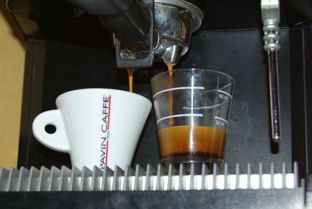 pavin full cream szemes kávé kifolyás