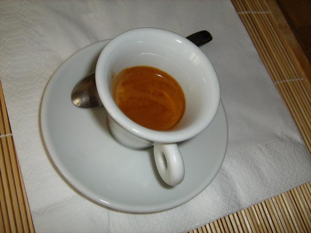 roen gran bar kávéteszt eszpresszó