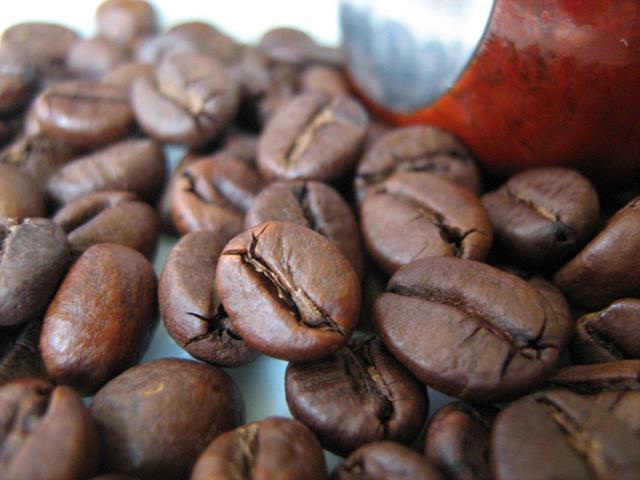 xxx caffé szemeskávé teszt kávébabok
