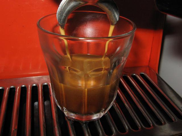 bellarom coffee espresso csapolás