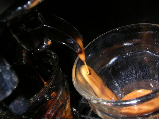 bellarom espresso kávé csapolás