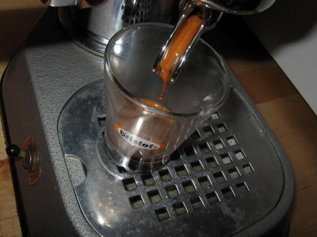 bristot rainforest kávé pavoni csapolás