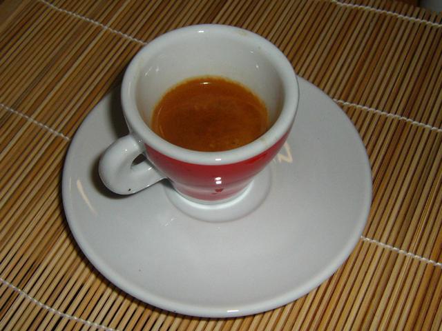 bristot rainforest kávé eszpresszó