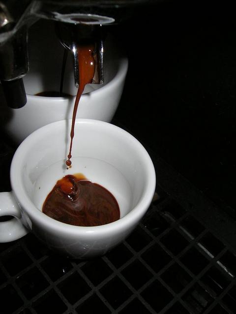 caffe' costadoro szemeskávé teszt csapolás faema
