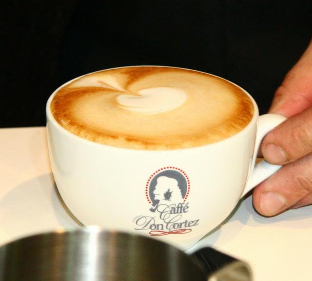 don cortez cappuccino