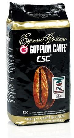 goppion espresso italiano csomagolás