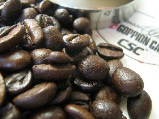 goppion espresso italiano kávébabok