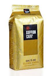 goppion qualita oro kávé csomagolás