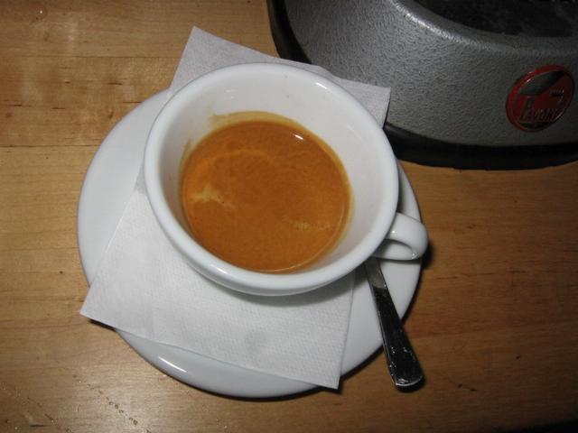 goppion qualita oro kávé pavoni