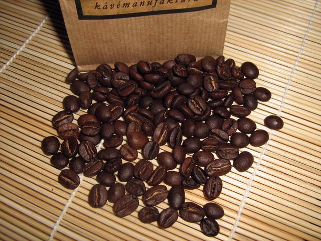 kapucziner kávémanufaktúra specialitás kávébabok