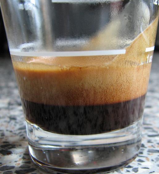 kapucziner kávémanufaktúra specialitás kávéshot