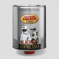 lazzarin espresso light szemeskávé csomagolás