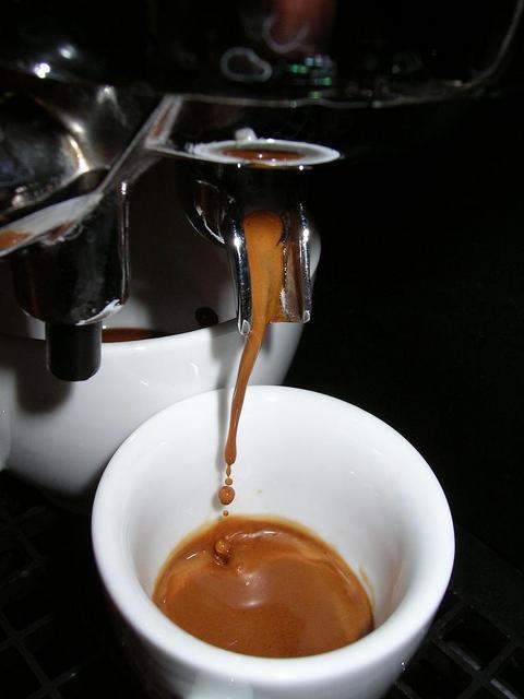 maromas arabea kávé csapolás
