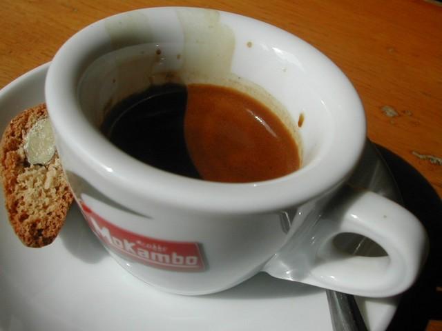 mokambo grande espresso csésze