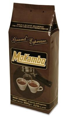 mokambo grande espresso csomagolás