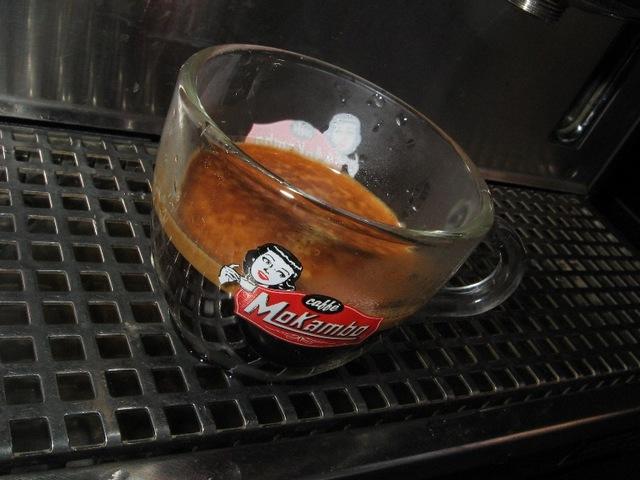 mokambo grande espresso krém