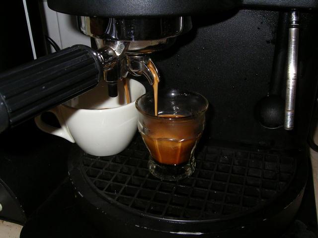 mesék születnek kávéfőzés közben
