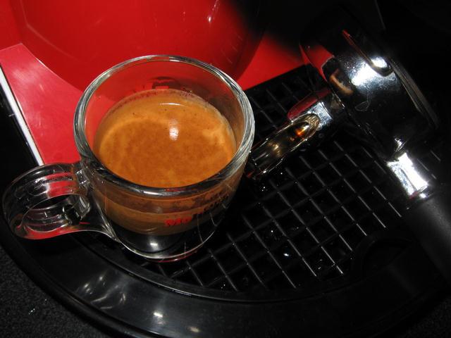 molinari oro espresso kávé
