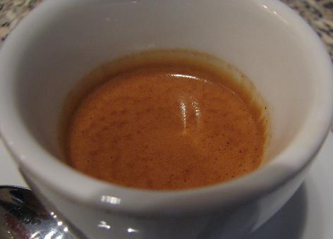 pascucci mild espresszó