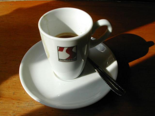 splendid espresso ricco szemeskávé eszpresszó