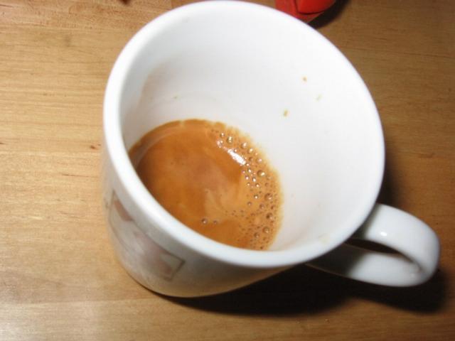 splendid espresso ricco szemeskávé krém