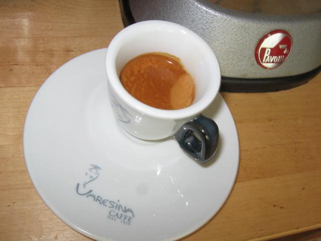 varesina platta kávé eszpresszó