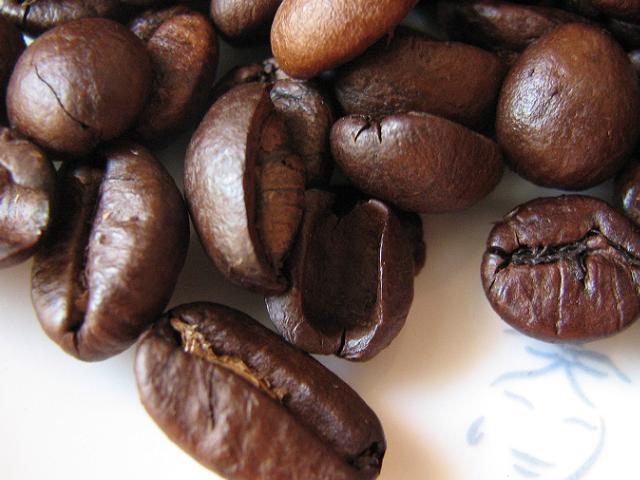 varesina platta kávé kávébabok