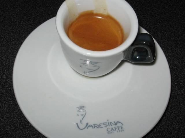 varesina top quality kávé eszpresszó
