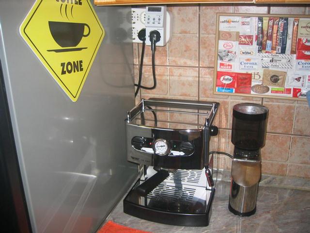 turmix kávéfőzőgép újra összerakva