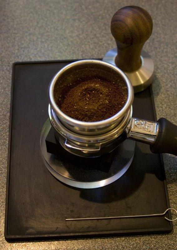 DIY kávédaráló bemutató : Combat Grinder