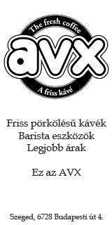 AVX banner
